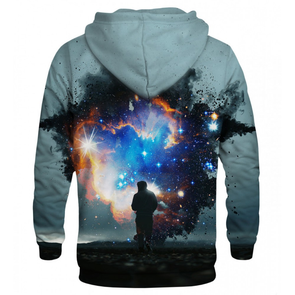 Step into the Galaxy Hoodie