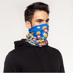 React Neck Warmer