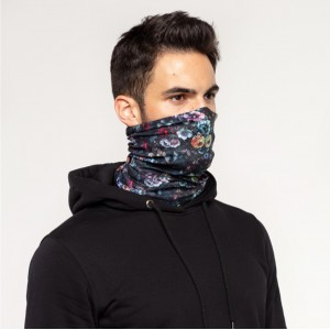 Night Garden Neck Warmer