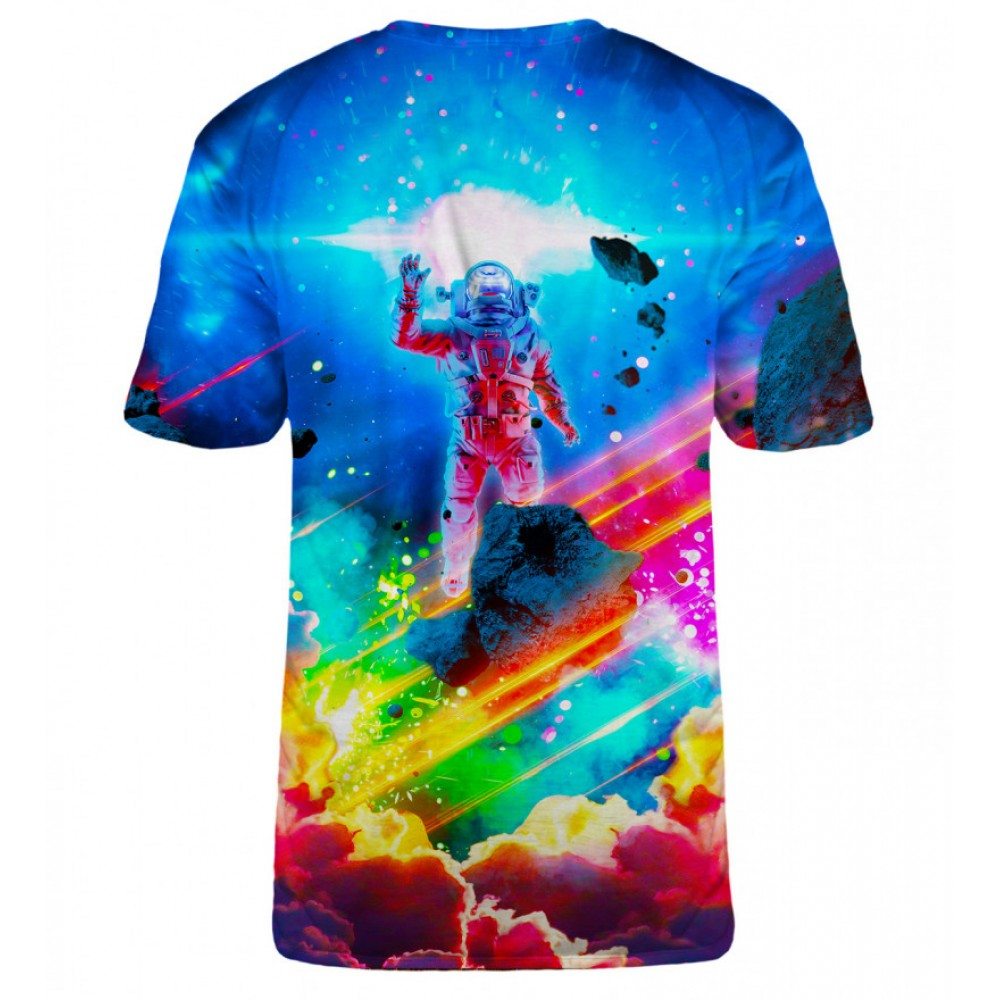 Colorful Nebula T-Shirt
