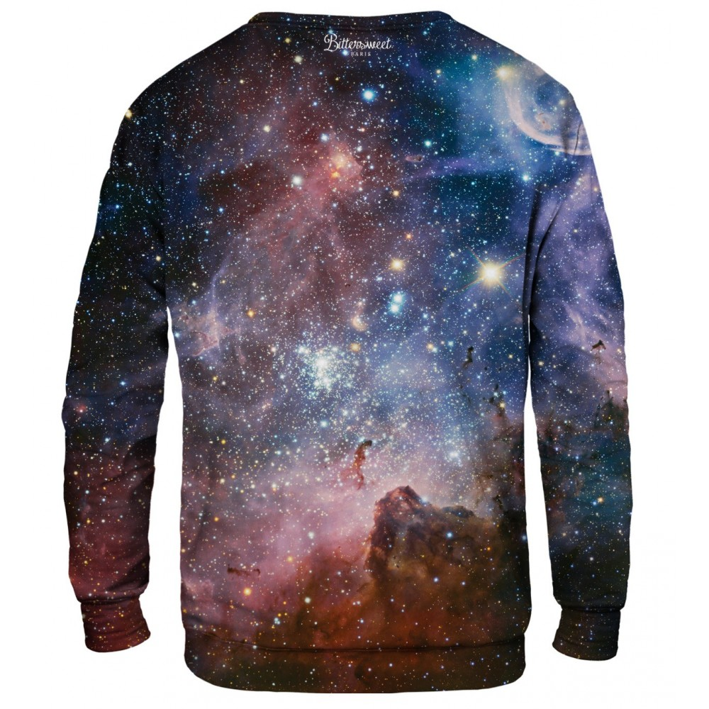Purple Galaxy Jumper