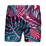 Abstract Flowers Swim Shorts